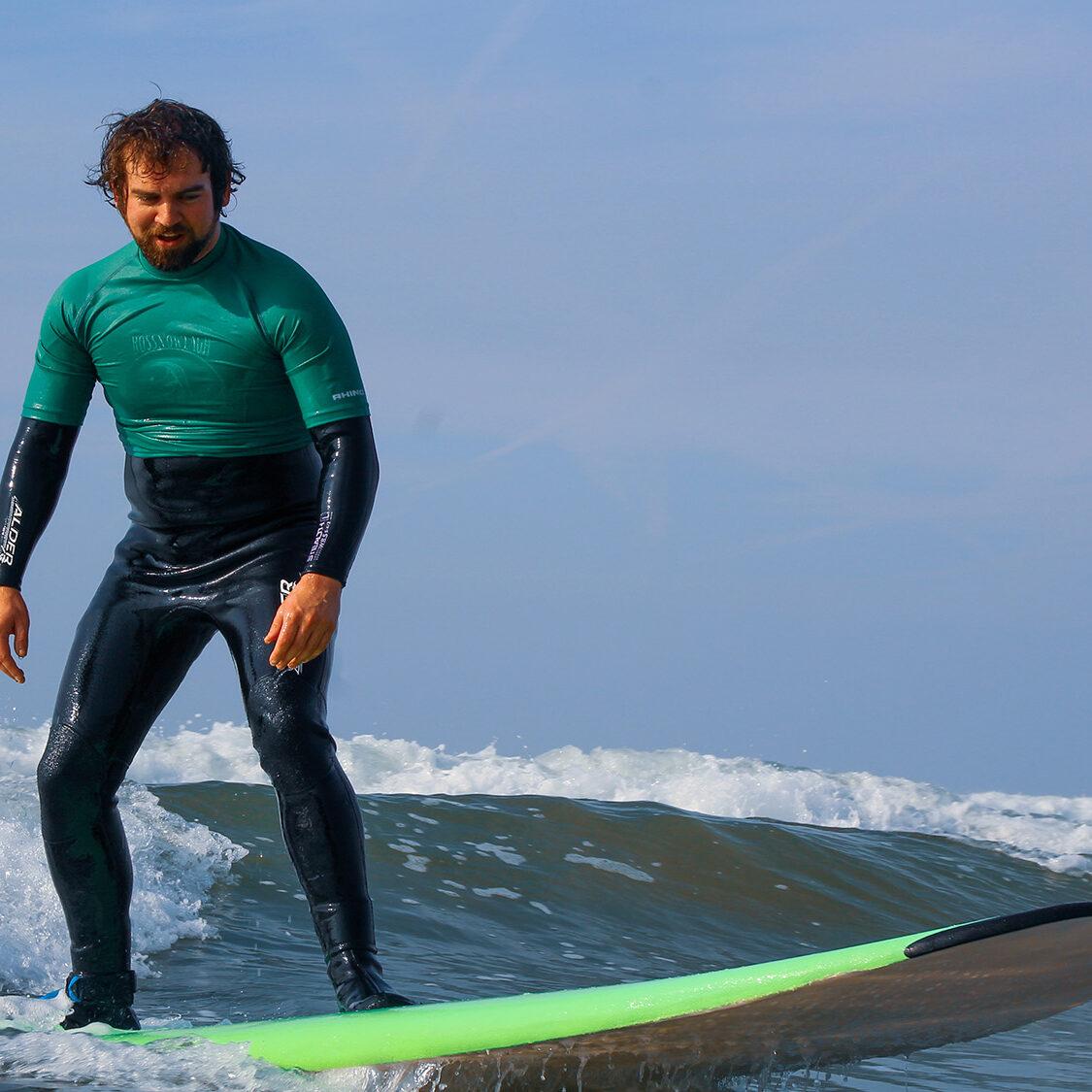 Classic Surf Lesson